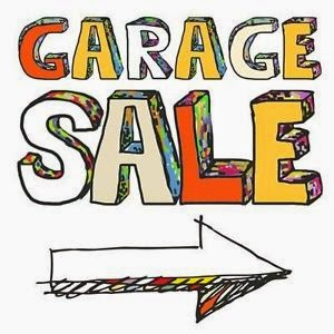 First Ever Garage Sale