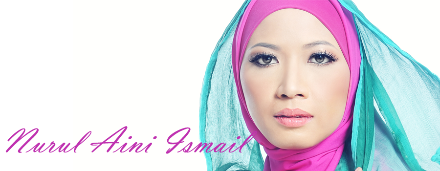 PREMIUM BEAUTIFUL :GLAM by NURUL AINI: