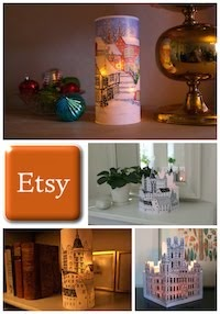 LOTS OF LANTERNS AND PRINTS IN MY ETSY SHOP