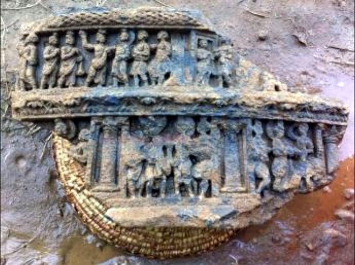 Archaeologists study Buddha secrets in Pakistan