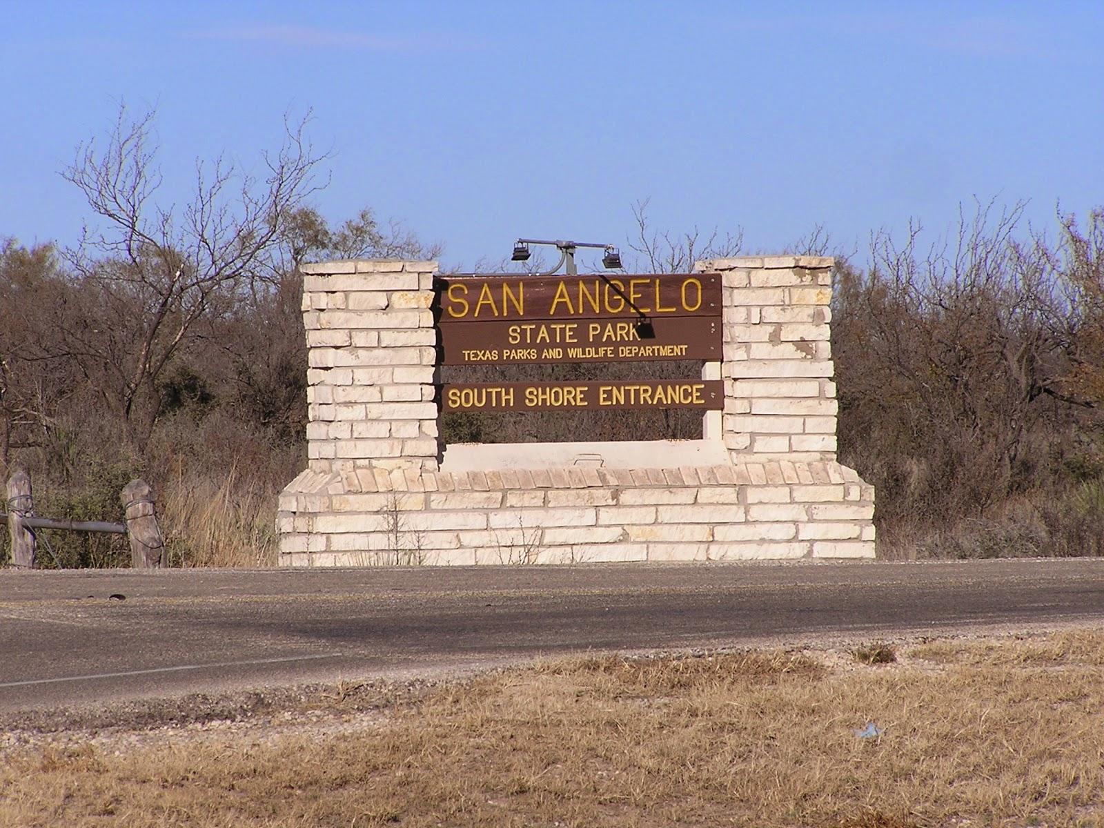 Image result for san angelo state park