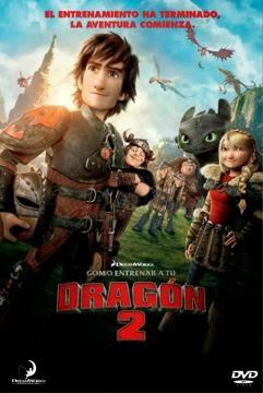 descargar Como Entrenar a tu Dragon 2 en Español Latino