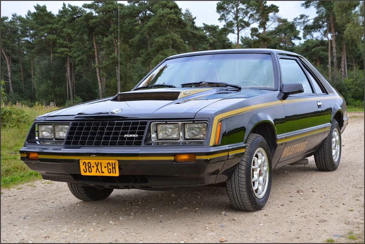 1979 ford mustang cobra turbo. Black Bedroom Furniture Sets. Home Design Ideas