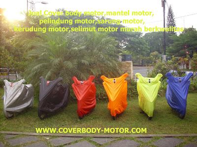 Cover body Motor -Mantel pelindung Motor Anda