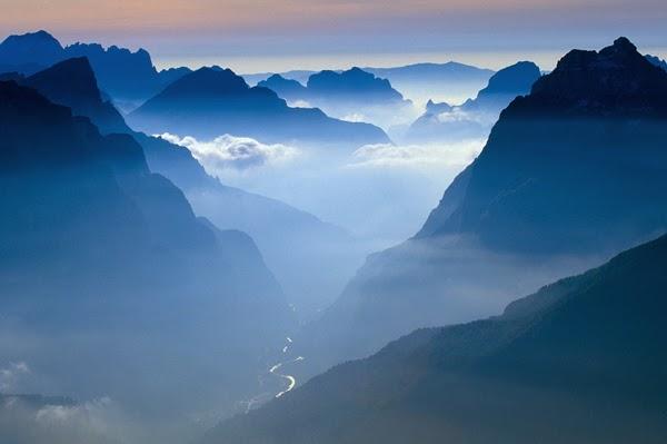 Le Montagne in Veneto