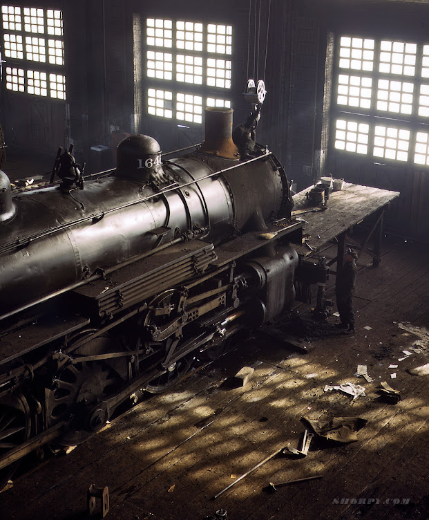 The Railroad from America's Past ~