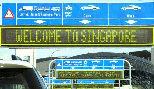 Singapore Customs