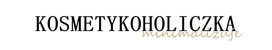 KOSMETYKOHOLICZKA