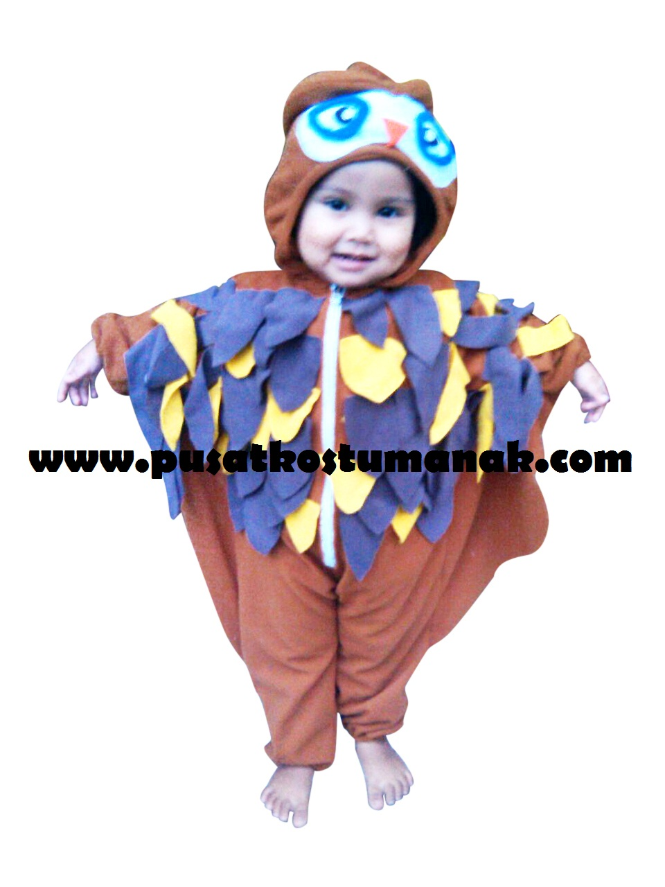 Kostum Burung Hantu