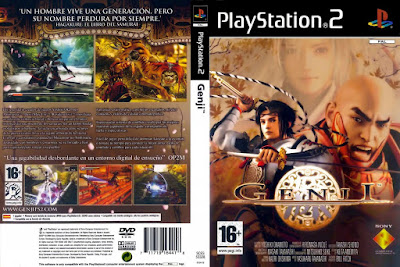 Download Game Genji (Europa) PS2 Full Version Iso For PC | Murnia Games