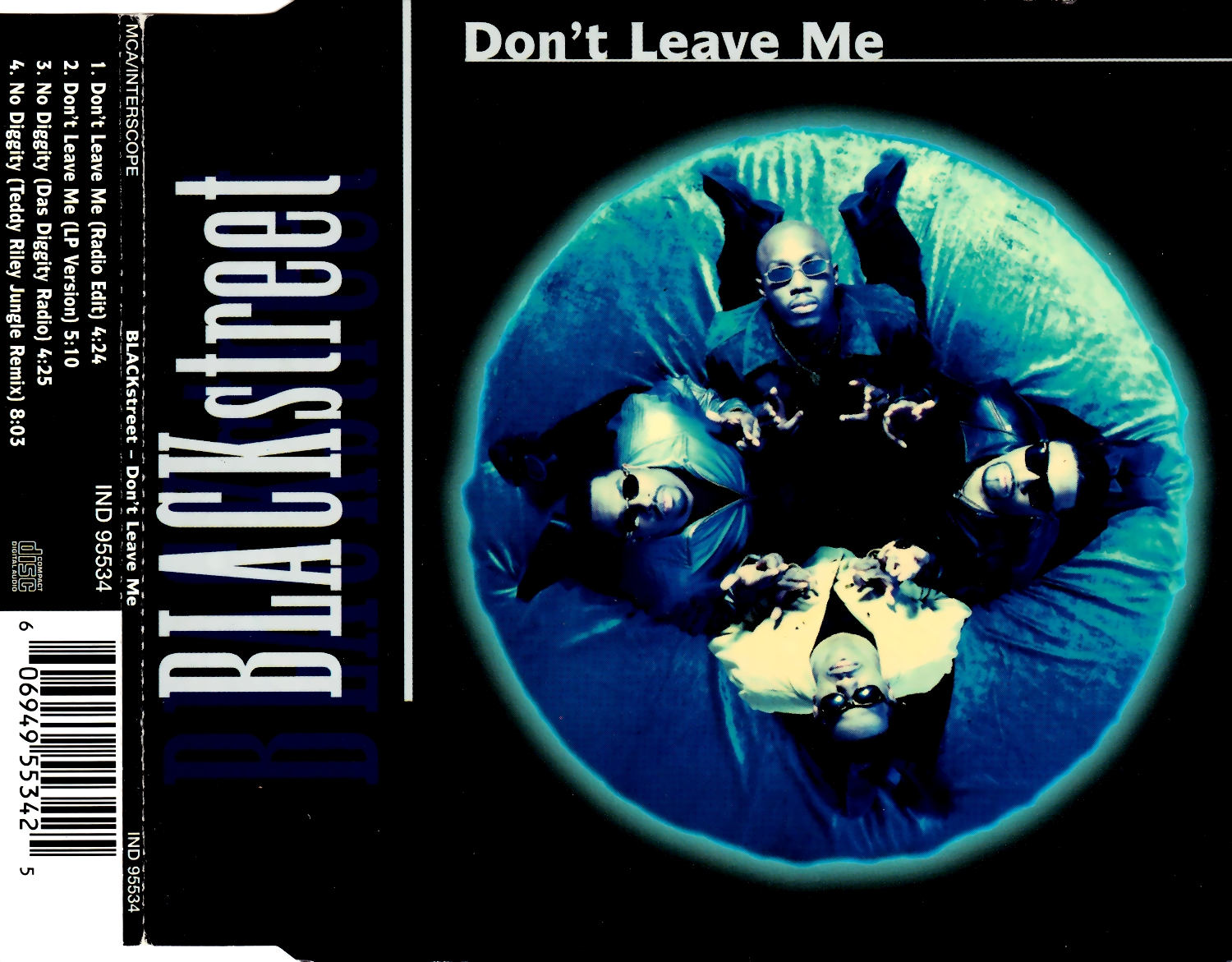 Blackstreet - Don't Leave Me