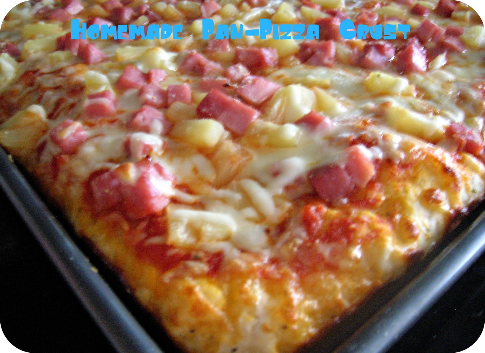 Pin}tastic Friday - Homemade Pizza Dough