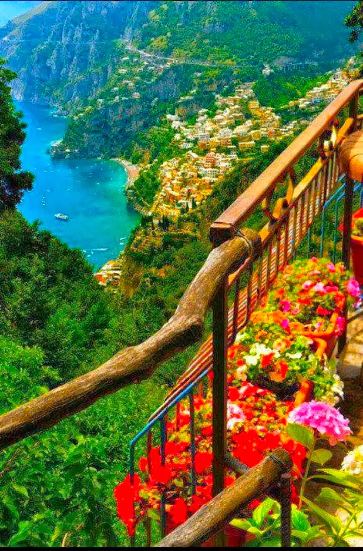 Amalfi Coast, Amalfi Salerno, Italy:
