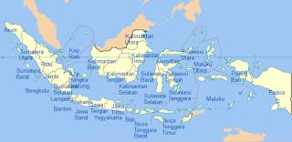 Daftar Nama Kabupaten Di Jawa