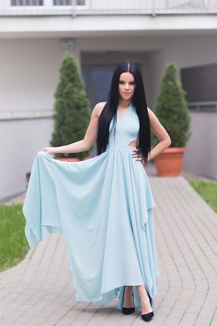 Elfia sukienka