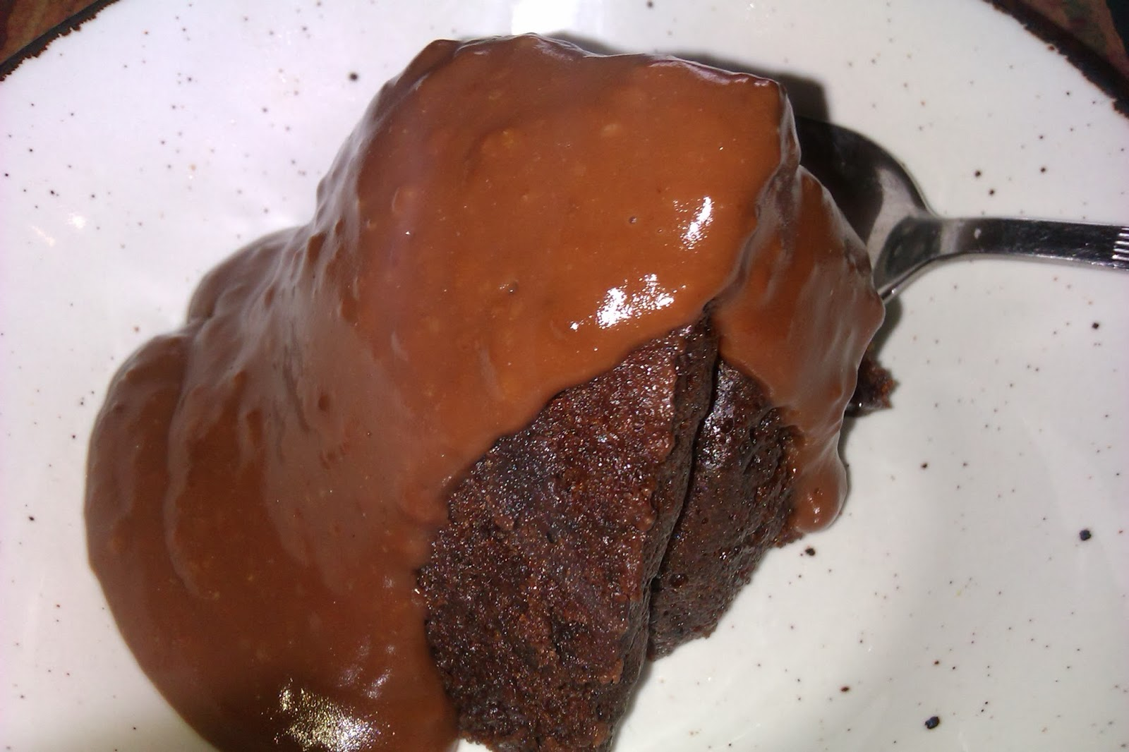 how to make sponge pudding in microwave