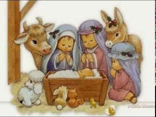 Canciones de Navidad, En el portal de Belén