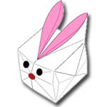 How to Make Funny Rabbit Origami