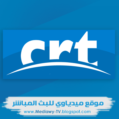 CRT Tv channel logo