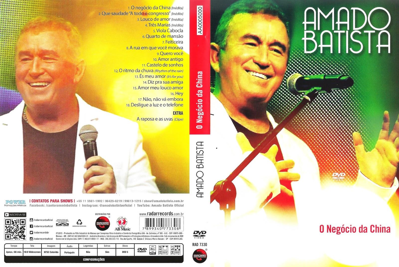 Amado Batista O Negócio da China DVD-R Amado 2BBatista 2B  2BO 2BNeg 25C3 25B3cio 2BDa 2BChina