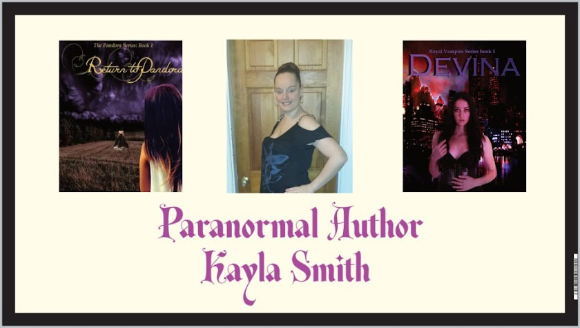 Author Kayla Smith
