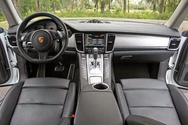 2014 Porsche Panamera S E Hybrid Review