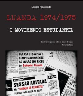 Novo livro sobre Angola escrito em Portugal