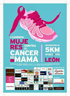 carrera mujeres cancer de mama