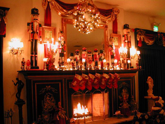 Fireplace decorating september 2012