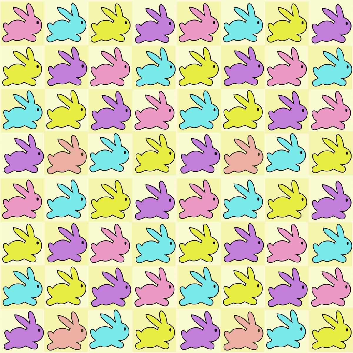 Scrapbook paper baby - Free Digital Baby Bunny Scrapbooking Paper