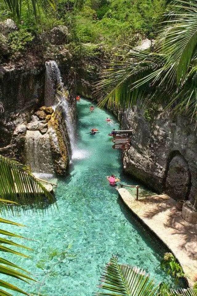 Visita Xcaret, Quintana Roo - México