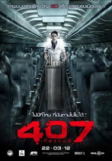 407 Dark Flight 3D Poster