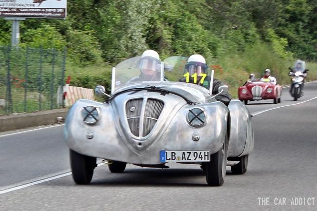 Lancia Aprilia Spider (1938)