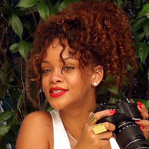 Rihanna - Ponytails