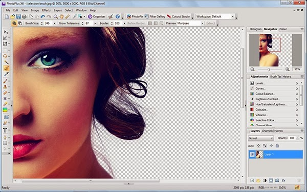 Programas de dise o gr fico y alternativas de photoshop - Programas de diseno para mac ...