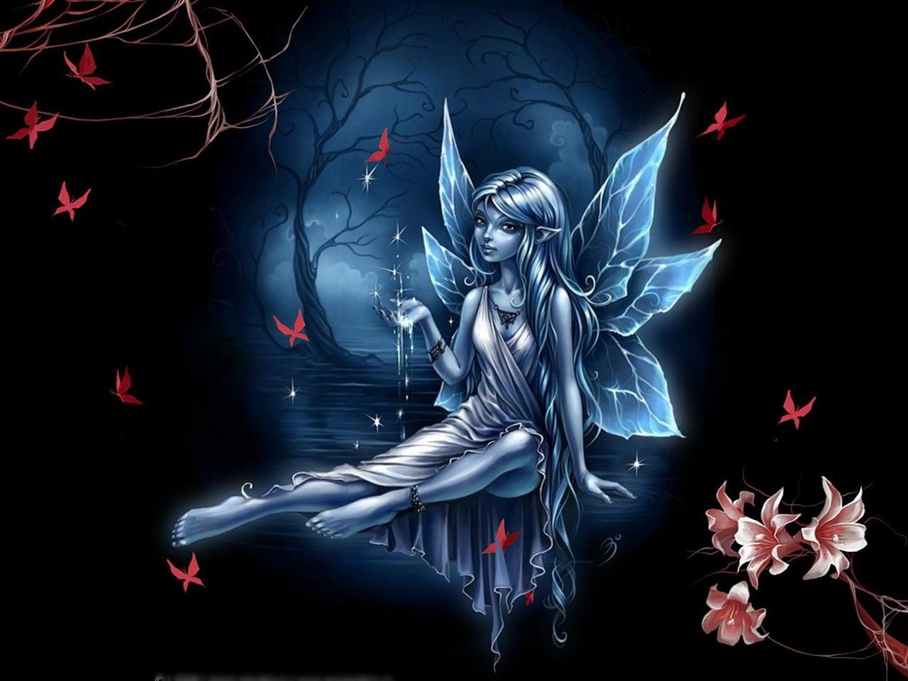 desktop wallpaper fairies - photo #24