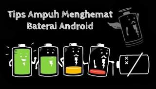 5 cara menghemat baterai android sampai 75%