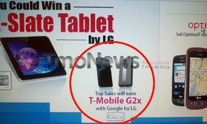 T-Mobile G2x aka LG Optimus 2X coming