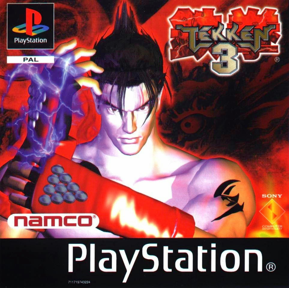 Tekken 3 Game