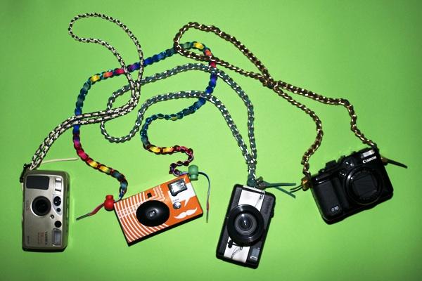 A Sarah Frances Khan camera strap of course! As former Teen Vogue ...