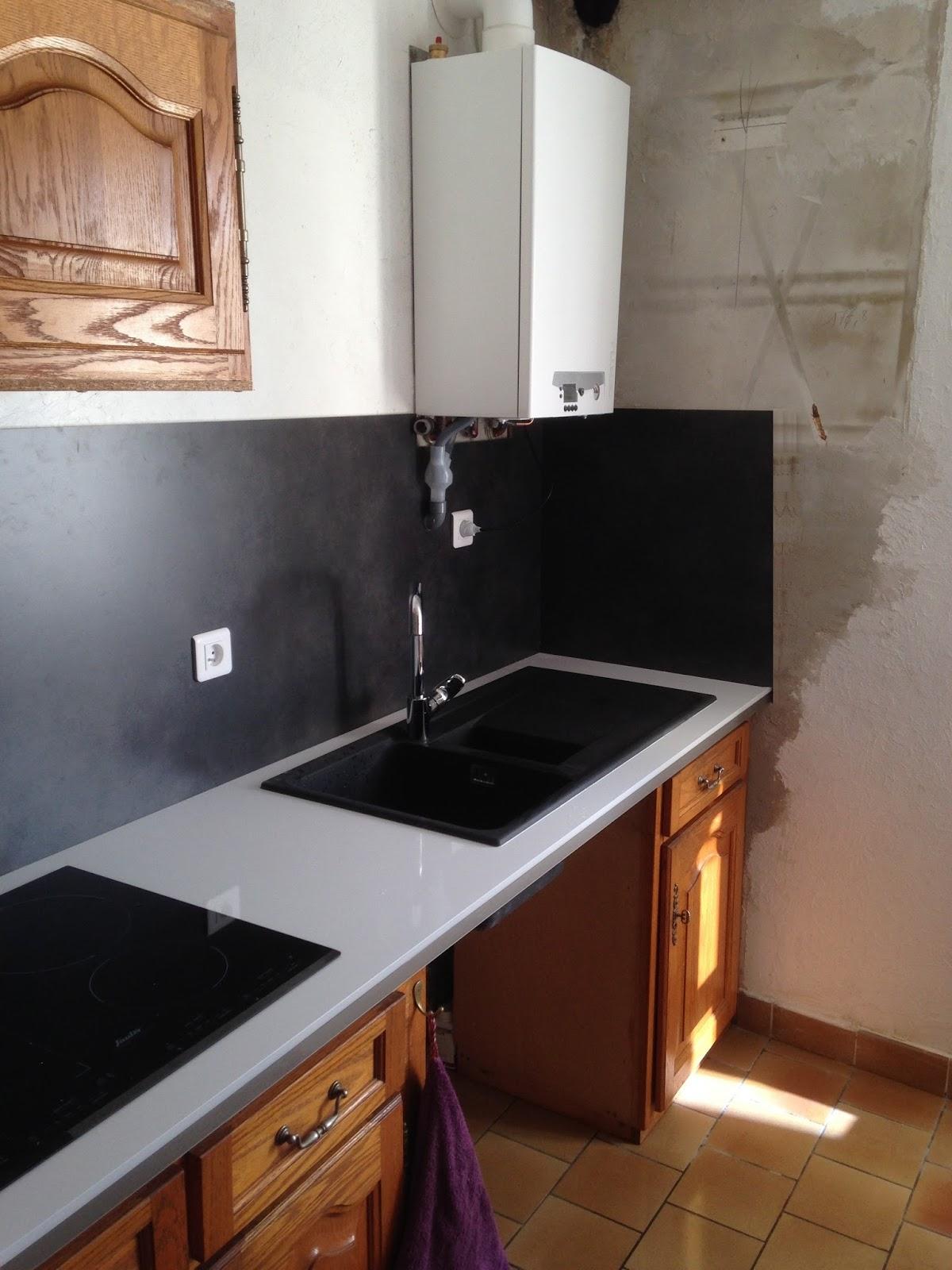 alc plomberie changement chaudi re gaz plan de travail. Black Bedroom Furniture Sets. Home Design Ideas