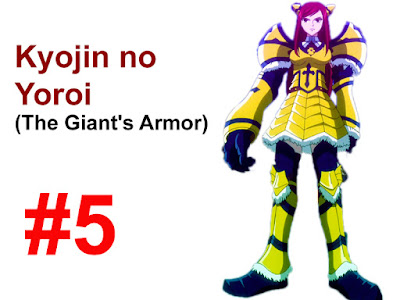 The Giant's Armor Erza Scarlet