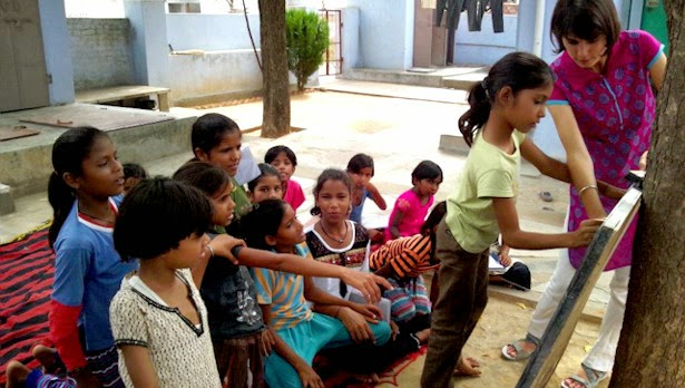 Helping Indian Children Learn Through Play