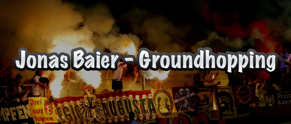 Jonas Baier - Groundhopping