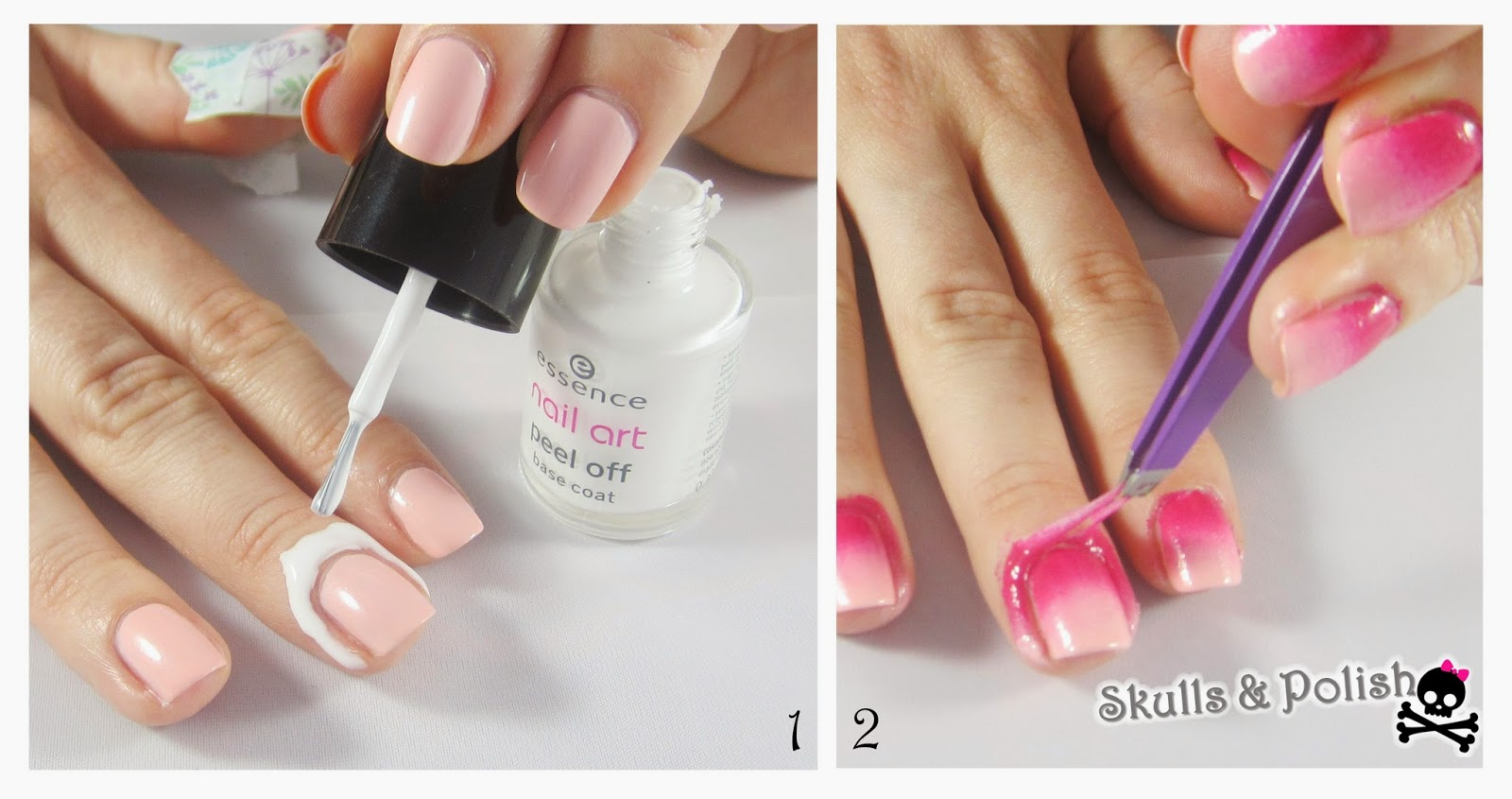 Comment poser nail art