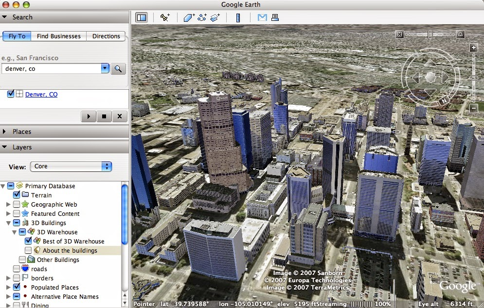 Google Earth Pro 7.1.1.1580 Portable