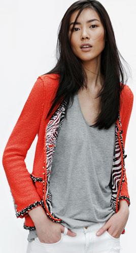 chaquetas mujer primavera 2012