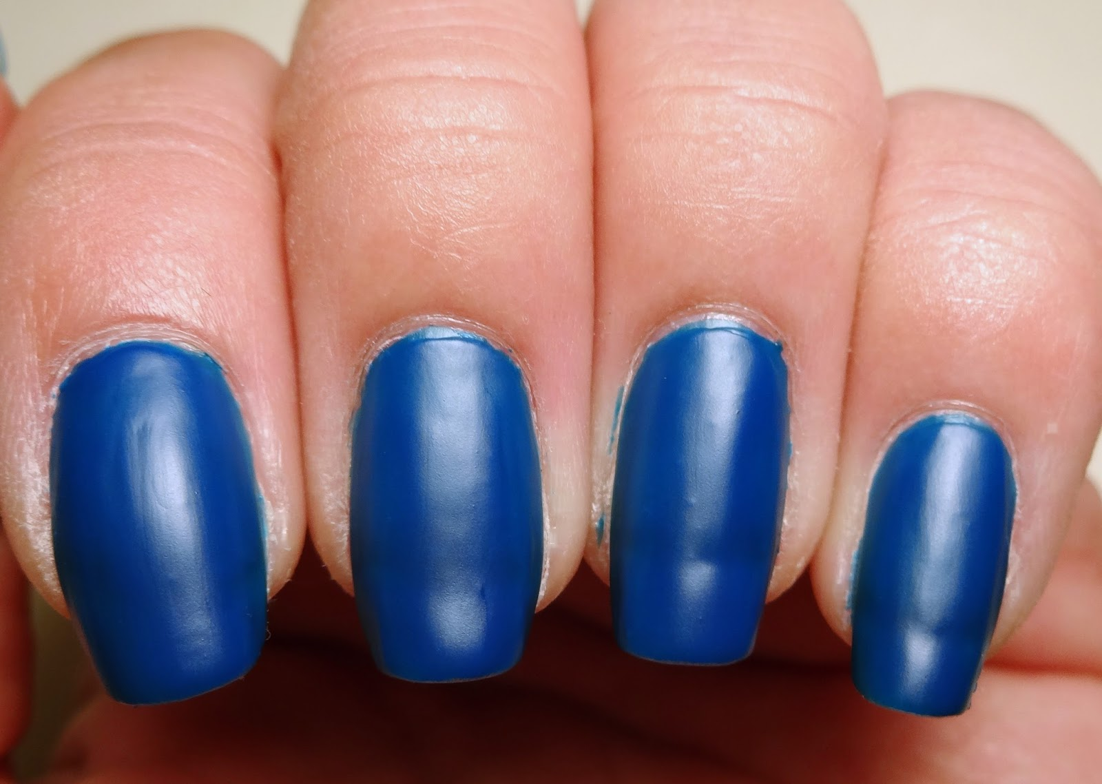 Blue Base Color