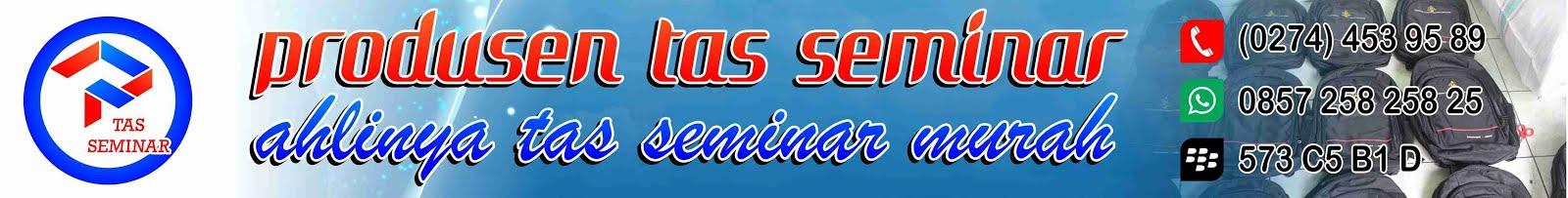 Pesan Tas Seminar Murah Online