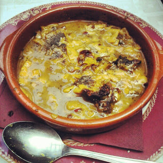 Food in Úbeda, Spain